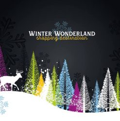 Winter Wonderland Shopping by Bazarna at Downtown Katameya Mall