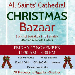 Christmas Bazaar 2017 at All Saints' Cathedral