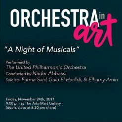 Orchestra in Art: A Night of Musicals at Arts-Mart