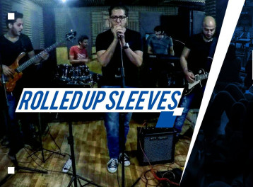 فريق The Rolled Up Sleeves في رووم