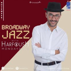 Broadwat Jazz with Ahmed Harfoush at Riverside