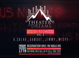 Theater of Dreams Club Nights Vol. 5 at Zigzag