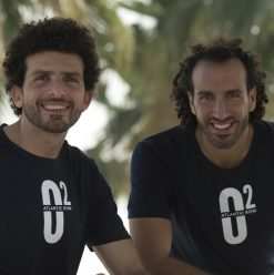 The Atlantic Challenge: Omar Samra & Omar Nour Take on the World's Toughest Row with DHL