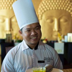Under the Chef's Hat: Chef Surasak from Royal Maxim Palace Kempinski's Yana