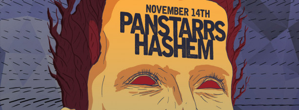 PanSTARRS & Hashem at Cairo Jazz Club