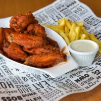 Buffalo Wings & Rings: Comfort Food at its Best from American Chain's First Cairo Branch