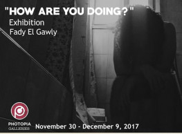 'How Are You Doing?' Exhibition at Photopia