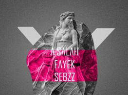 Exit Entertainment Presents: A.Salah, Fayek & Sebzz at The Garden Nile Front