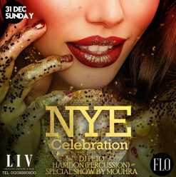 NYE Celebration at LIV Lounge
