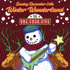 Winter Wonderland with The One Four Five at Cairo Jazz Club