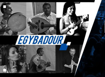 Egybadour at ROOM Art Space