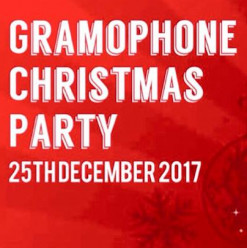 Murder Christmas Party at Gramophone