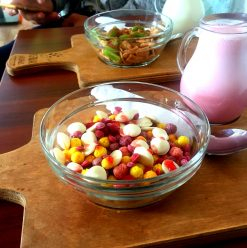 Cereal & Flakes: Egypt's First Cereal Cafe Offers Quirky Breakfast Options in Maadi
