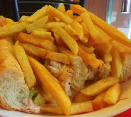 XLarge: Hearty Sandwiches on a Budget at Maadi Restaurant