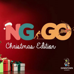 NGGO: Christmas Edition at Downtown Katameya Mall