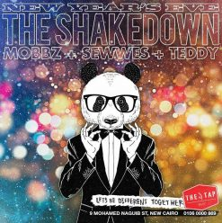 New Years Eve Shakedown at The Tap East