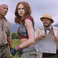 Jumanji Welcome to the Jungle: Goofy, Entertaining & Very Different to the Original
