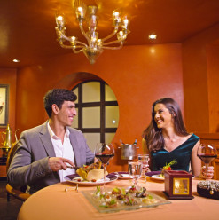 Turkish Valentine's Day at Kempinski's Osmanly