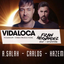 Fran Hernández & Vidaloca at 24K