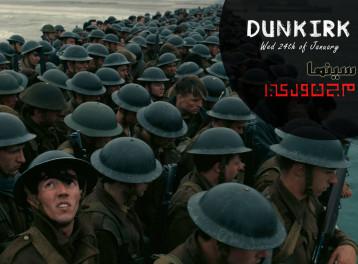 عرض Dunkirk في سينما مجنوليا