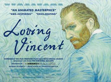 عرض Loving Vincent في سينما الزمالك
