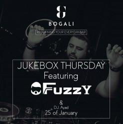 Jukebox Thursday at Bogali