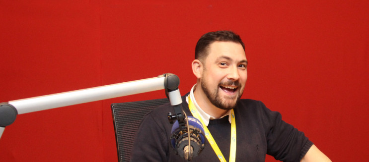 We Sat Down With Nile FM's Rob Stevens and Talked Cartoons, Cairo, and Career