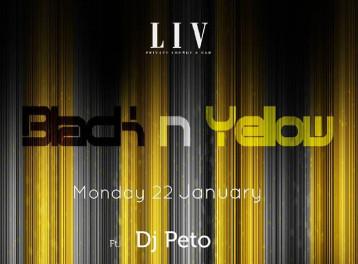 DJ Petro at LIV Lounge