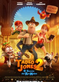 Tad Jones: The Hero Returns