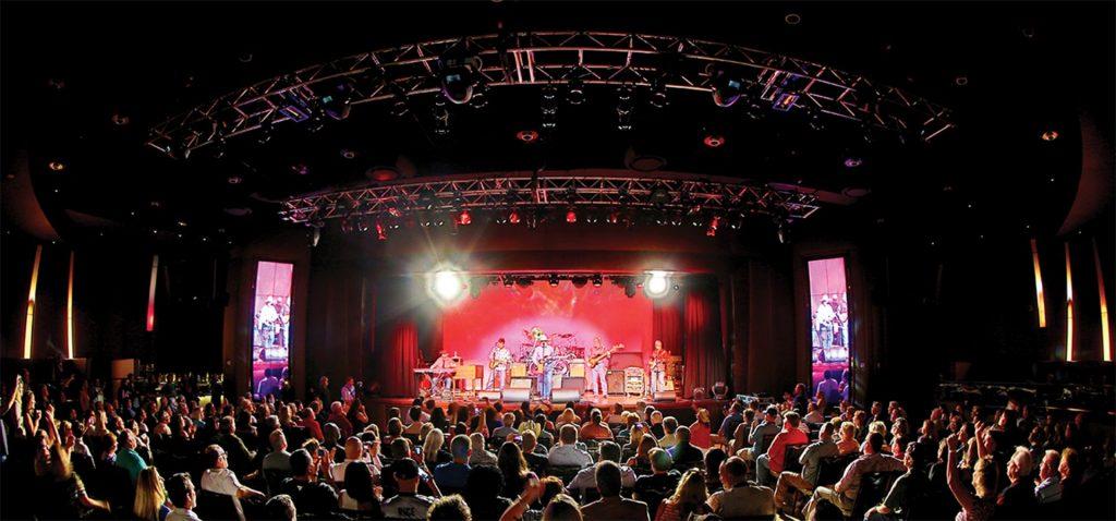 Minnesota casino concerts 2018