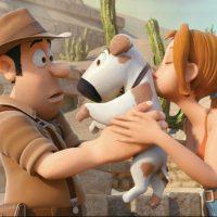فيلم Tad Jones: The Hero Returns: مغامرة إسبانية كوميدية