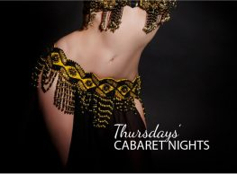 Cabaret Nights at Bab Al Qasr