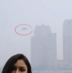 WARNING: Viral Videos Show Aliens Have Landed In Cairo
