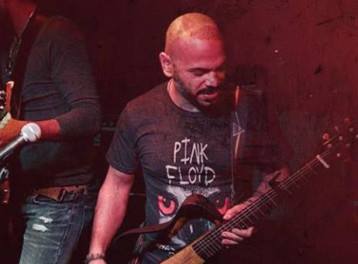 Massar Egbari at Cairo Jazz Club