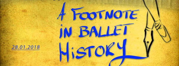 'A Footnote in Ballet History' Screening at Darb 1718