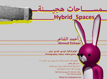'Hybrid Spaces' Exhibition at Medrar