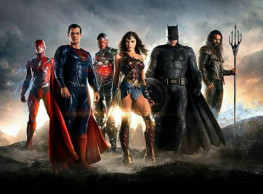 'Justice League' Screening at Yellow Umbrella