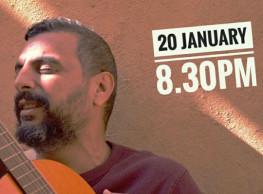 Karkadan /  Youssef Shaheen's Birthday Celebrations at 3elbt Alwan