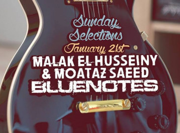 Malak El Husseiny & Moataz Saeed / Bluenotes at Cairo Jazz Club
