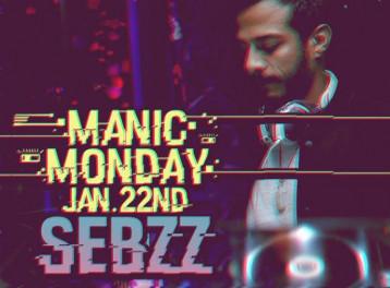 Sebzz at Cairo Jazz Club
