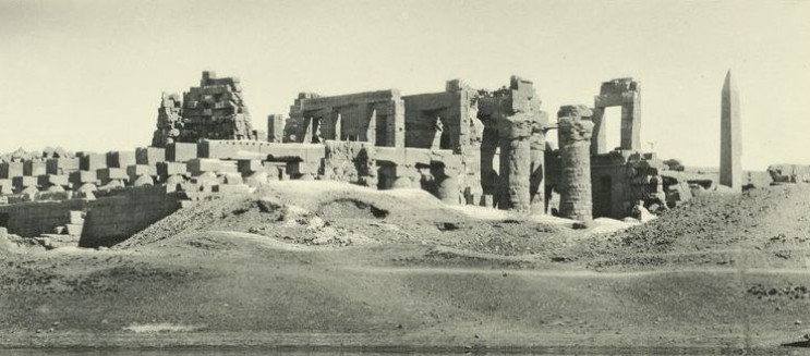 The Top 10 Photos of Egypt, As Featured in The New York Public Library's Archives