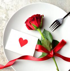 Fairy Tale Valentine's Day at Kempinski's Nile Room