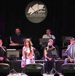 فرقة فابريكا في الساقية احتفالًا بعيد الحب
