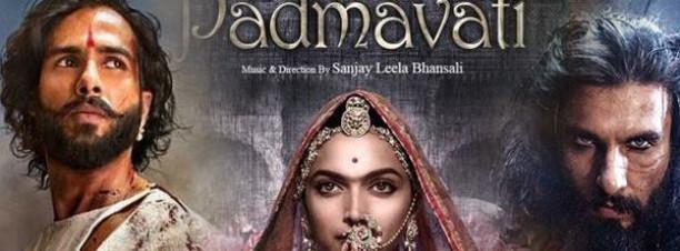 عرض Padmaavat في سينما الزمالك