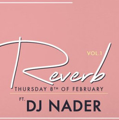 DJ Nader at Nineteen Twenty Five