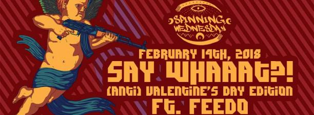 Anti-Valentine's ft. DJ Feedo at Cairo Jazz Club