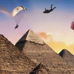 قريبًا.. هتقدر تطير فوق أهرامات الجيزة