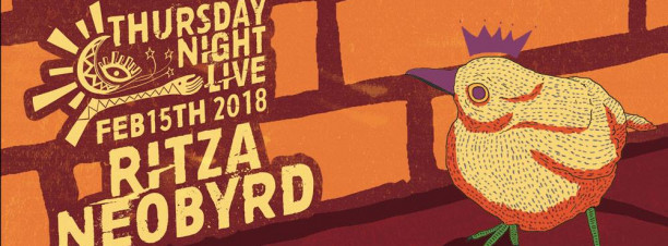 Ritza & Neobyrd at Cairo Jazz Club