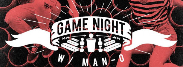 Game Night ft. Man-O at The Tap Maadi