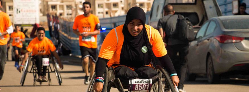 Cairo's Biggest Marathon Featured Sharmoofers, Marwan Younis, Specially Talented Egyptians & So Much More